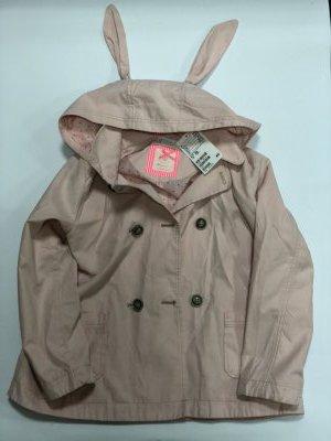 Курточка с капюшоном для девочки