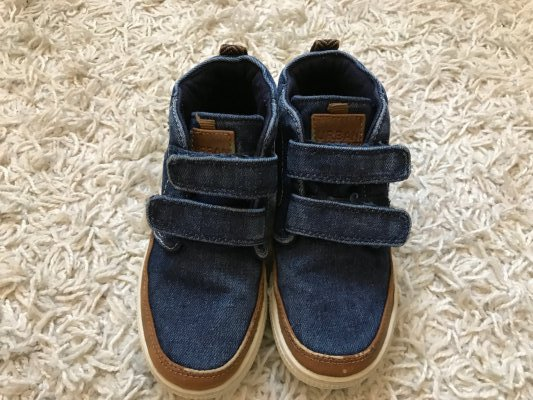 Ботинки для мальчика Next (б/у)