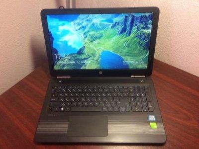 Ноутбук HP (игровой)