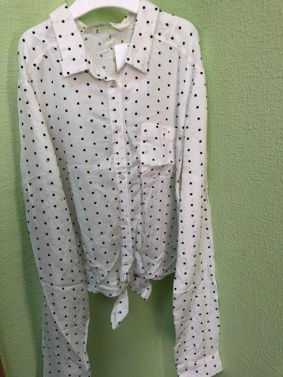 Блузка для девочки с длинным рукавом H&M