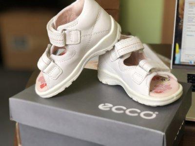 Сандалии ECCO для девочки