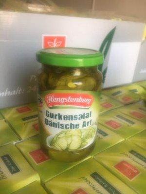 Ломтики огурцов Hengstenberg Gurkensalat