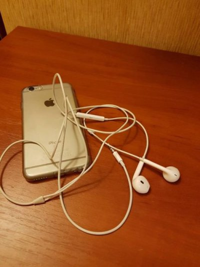 Наушники IPhone 6 6s