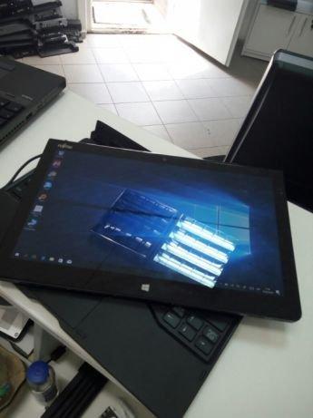 Сенсорний Нетбук Full HD Fujitsu Q704 i5-4200u/8Ram/24 SSD Гарантія!