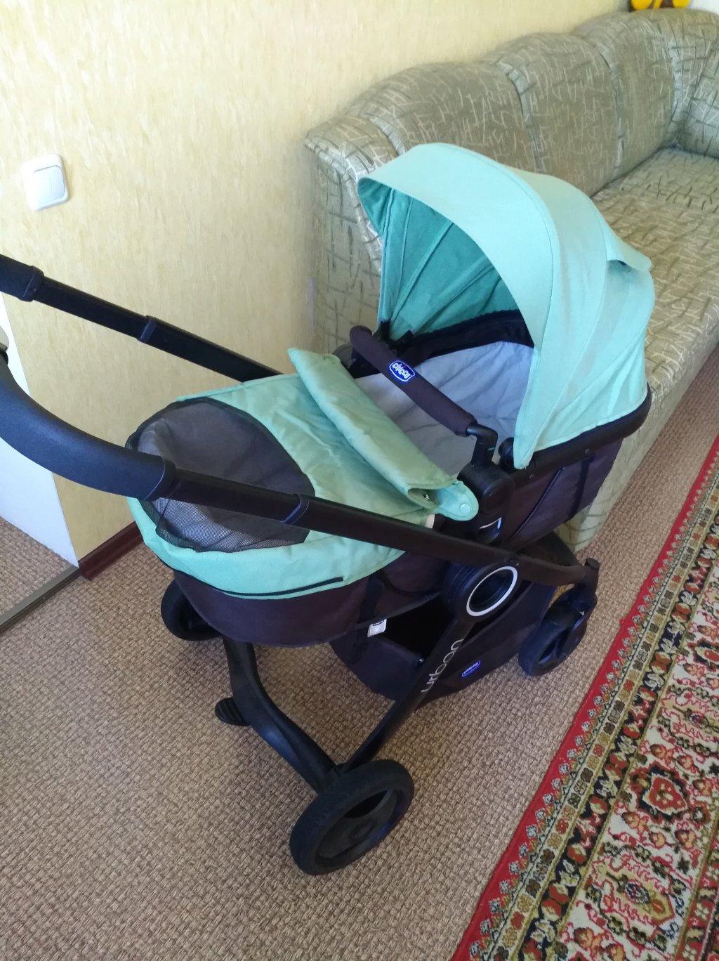 5ec472cf9 Коляска Chicco 2 В 1 URBAN PLUS с зимним текстилем / Детские коляски ...