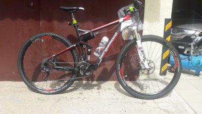 Велосипед Bergamont Fast Lane 9.4