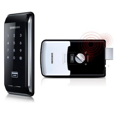 Замок электронно механический сенсорный Samsung EZON SHS-1321(2920)
