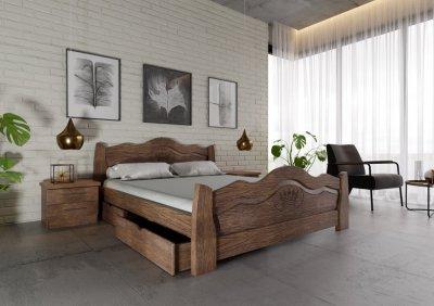 """Дерев""""яне ліжко"""
