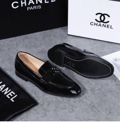 Туфли лоферы Chanel