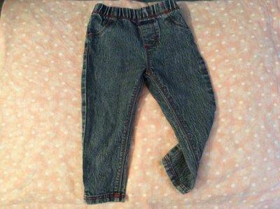 Легинсы джинсовые