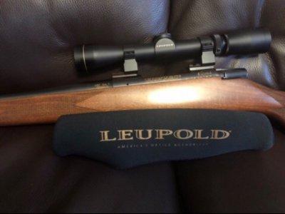 Продам охотничью винтовку Wezerby wangard 223rem