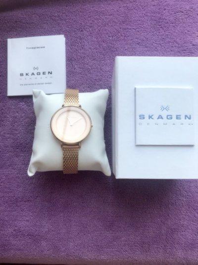 Женские часы Skagen SKW2334