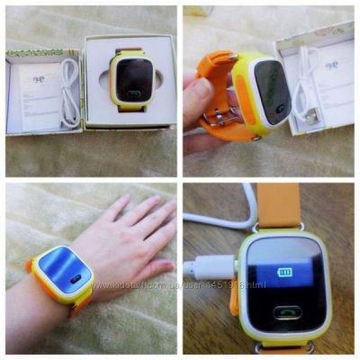 Детские умные часы телефон Smart Baby Watch Q60 в наличии