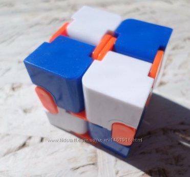 Игрушка Infinity Cube бесконечный куб антистресс в наличии