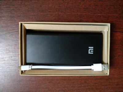 Power Bank Xiaomi 20800mah