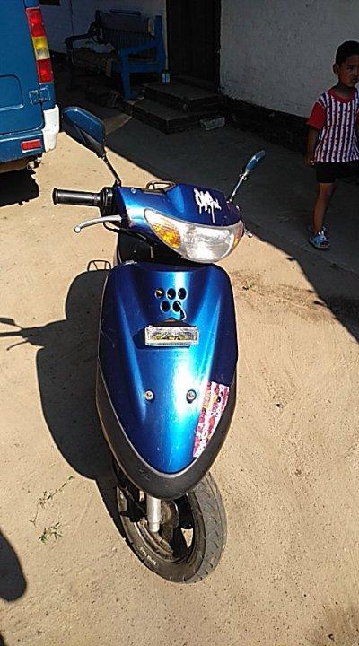 Продам скутер Yamaha jog