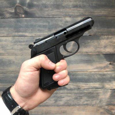 Пистолет под холостой 9мм патрон. Хит продаж.