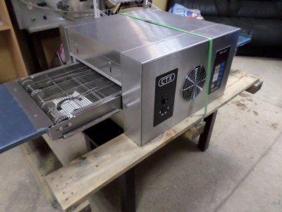 Конвейерная печь для пиццы Metos Mighty Chef 400V, Печь для