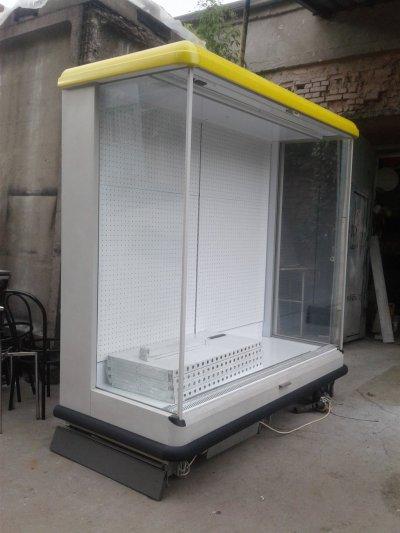 Холодильная горка под выносной агрегат б у, выносной холод