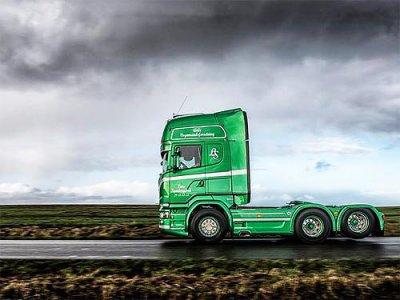 Требуются водитель грузовиков на стройку (C,E) в Чехию