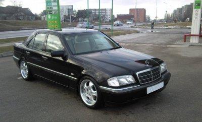 Разборка Mercedes 202 (авторазборка w202, шрот)