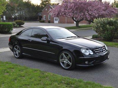 Разборка Mercedes 209 (авторазборка w209, шрот)