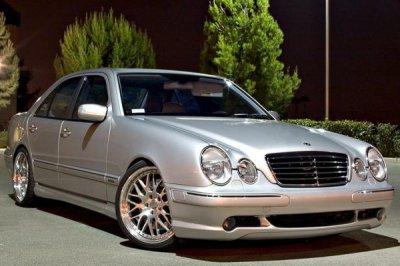 Разборка Mercedes 210 (авторазборка w210, шрот)