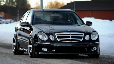 Разборка Mercedes 211 (авторазборка w211, шрот)