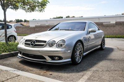 Разборка Mercedes 215 (авторазборка w215, шрот)