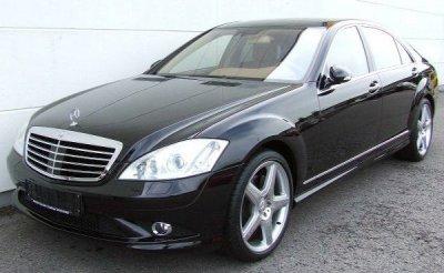 Разборка Mercedes 221 (авторазборка w221, шрот)