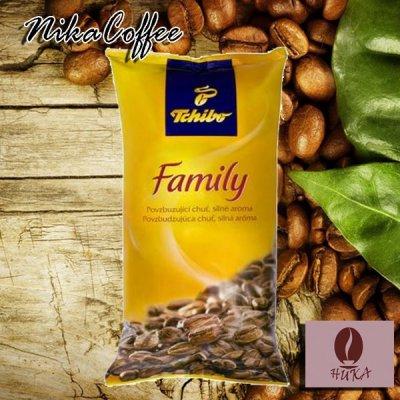 Кофе Tchibo Family 1 кг в зернах
