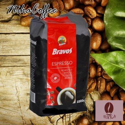 кофе в зернах Bravos espresso 1 кг