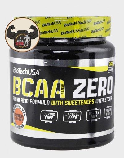 BCAA Zero 360 g BioTech