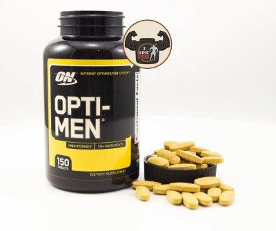 Opti-Men (вітаміни для чоловіків) 150 tab