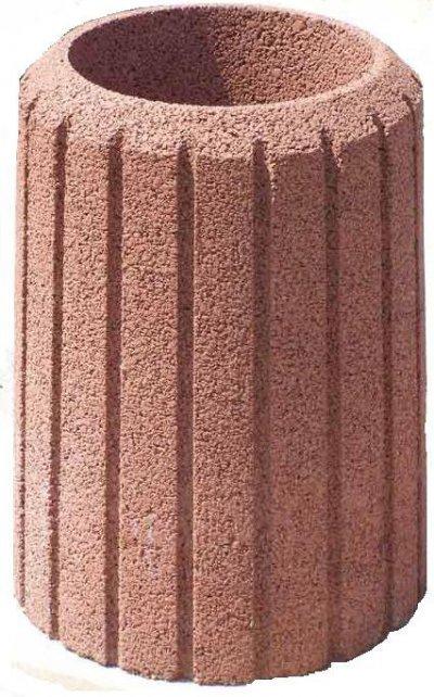 Урны для муссора бетонные
