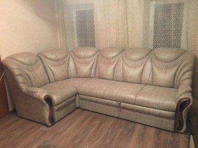 """Угловой диван, состояние нового. """"Матис"""""""