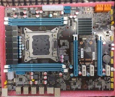 Материнская плата X79 3.2 LGA2011 SATA 3, USB 3.0