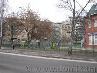 Двухкомнатная квартира в Вышгороде