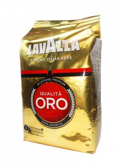 Оригинальный кофе в зернах Lavazza Qualita Oro