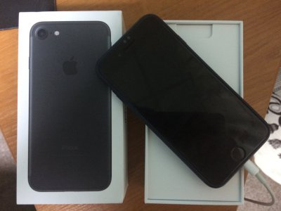 Iphone 7 Black 32 гб