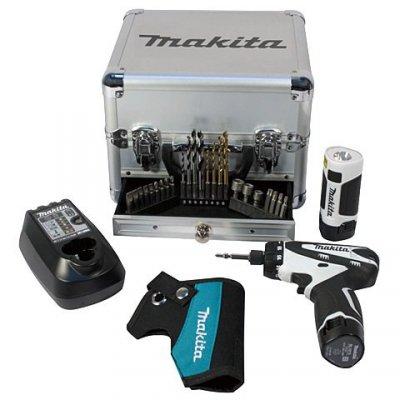 Аккумуляторный шуруповерт Makita DF 030 DWX 01