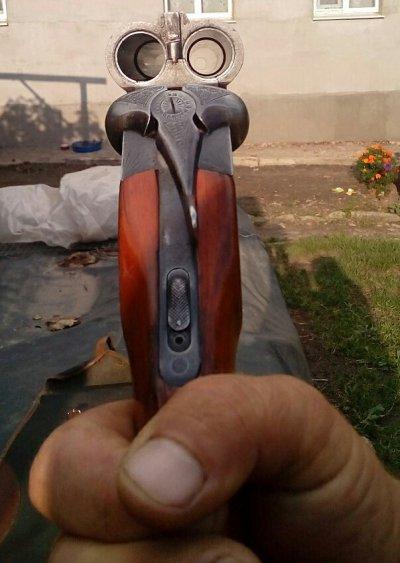 Продам зарегистрированное охотничье ружье Иж-58м 16 калибра, состояние отличное, стволы зеркальные.