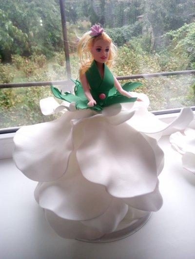 Лялька-світильник