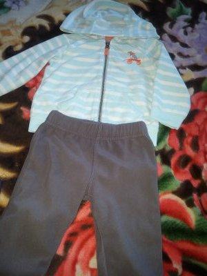 Детский костюм Картерс