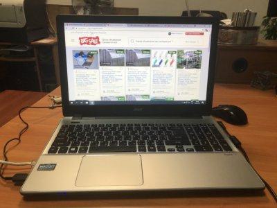 Продам ноутбук Acer Aspire v3-572G