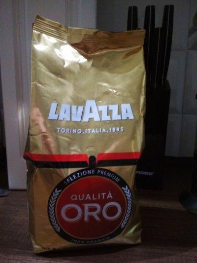 Итальянский кофе в зернах 1 кг
