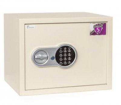 Мебельный сейф Ferocon БС-30Е.П1.1013, размеры (ВхШхГ): 300х380х300 мм) для дома, офиса, гостинницы