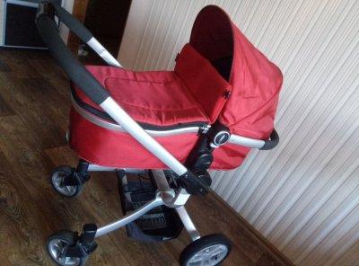 Детская коляска Graco simbio 2in1