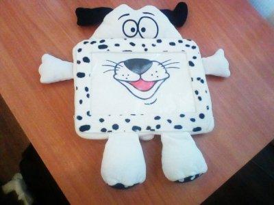 Чехол игрушка на планшет детский