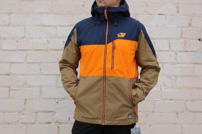 Продам мужскую куртку O'Neill Exile waterproof 10К онилл оригинал Нова